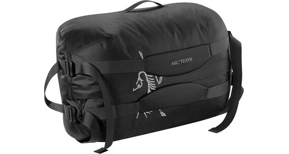 Arcteryx Carrier Duffle 50 Black